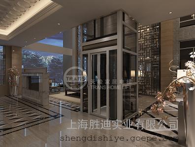 三层别墅电梯|升降梯价格|小型升降梯|无机房电梯