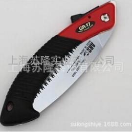 日本进口修枝锯折叠锯手锯子 爱丽斯ARS GR-17园林园艺花艺工具