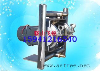 鞍山飞锐厂家供应qm-020轻型膜片泵泵、电动隔膜泵