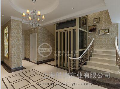 三层别墅专用电梯-家用电梯-家里装电梯费用