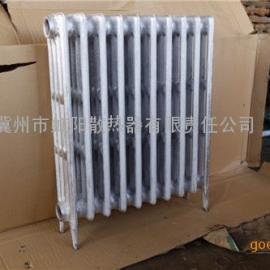 铸铁暖气片 柱翼铸铁暖气片 椭四柱铸铁暖气片 厂家直供