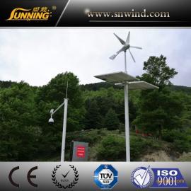 广州尚能供应输电线路智能可视化风光互补智慧监控供电系统