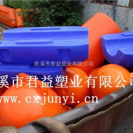批发水上管道浮筒,疏浚管浮筒,挖沙船浮体,管径250mm塑料浮筒