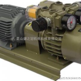 宇旭无油真空泵WQB25-P-V/VB 国产真空泵