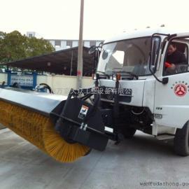 汽车改装扫雪车 车载抛雪机 便道抛雪机 环卫扫雪车 滑移扫雪车
