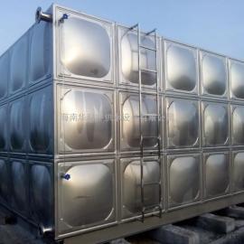 琼海不锈钢水箱