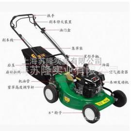 美神割草机 美神LY46BPH1-153草坪修剪机手提式割草机
