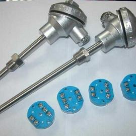 带温度变送器的一体化热电阻SBWZP-130