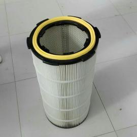 格玛供应高精度覆膜除尘滤芯