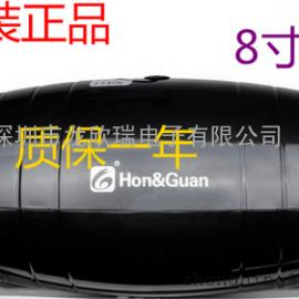 HDD-200P鸿冠8寸超静音管道风机关系非常到位的朋友房子排风换气扇