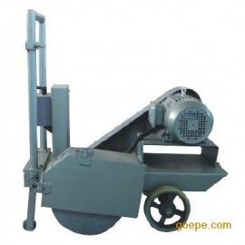 西湖手推砂轮机 手推车砂轮机 大功率砂轮机 移动式砂轮机