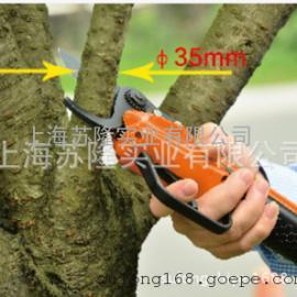 传峰锂电动修枝剪刀 、58V锂电树枝剪刀TPLP5630