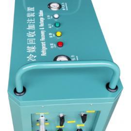 家电拆解用冷媒回收装置 氟利昂回收机 回收彻底 水冷设计