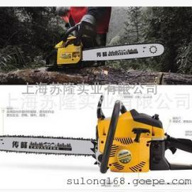 传峰汽油链锯3800-A、汽油动力高枝油锯