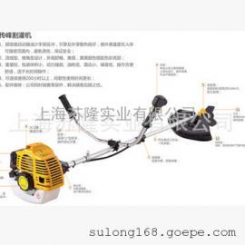 汽油割草机WLBC430B、传峰背负式割灌机