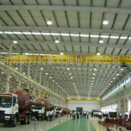 国内质保LB型防爆单梁桥式叉车 中国有名品牌北京新科