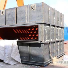 多管旋风除尘器|旋风集尘器|喷砂车间除尘器|清大环保