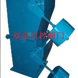 供应ZXF-II双层重锤翻板卸灰阀