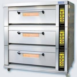 新麦烤箱SM-603F 新麦三层十二盘电烤箱 商用烤炉