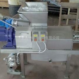 新航家用教学实验室用葡萄皮渣螺旋挤压榨汁机XYZJ-1
