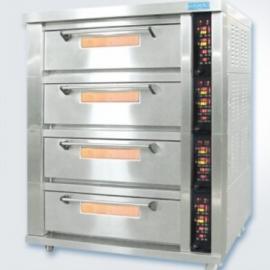 SINMAG电烤箱SK-644F 新麦四层十六盘电烤箱烘炉