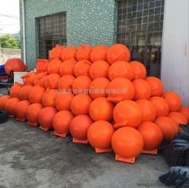 郑州河道垃圾拦截浮筒/抽沙船浮桶/警示区域划分浮球