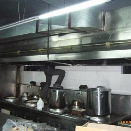 青岛油烟设备清洗酒店大型油烟机