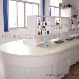 防酸碱 防腐蚀 实验操作台 钢木实验台 实验室家具