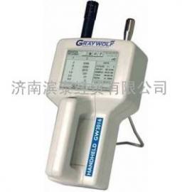 美国GW3016激光粉尘仪PM10可吸入颗粒物