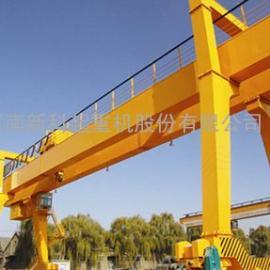 本行出产全世界质保5吨A型双梁龙门吊价格 中国驰名品牌北京新科