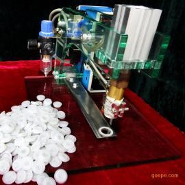 专业定做方便快捷发酵饲料袋透气孔热压机-包装专用-HZJP1