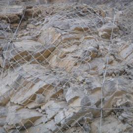 贵阳防护山体主动钢丝绳网-边坡绿化挂网(植草喷播)作用挂网