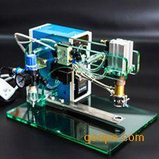 咖啡袋散气排气阀热压装阀机专用压制食品包装袋-HZJP1