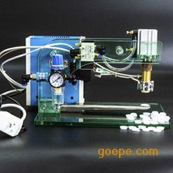 食品包装单向阀半自动热压机 质量保障低耗电环保-HZJP1