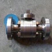 锻钢三片式硬密封球阀Q41H-320C