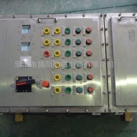 锅炉给水泵不锈钢防爆防腐控制箱