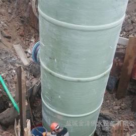 6500mm一体化污水提升泵站