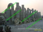 酸碱洗涤塔处理设备