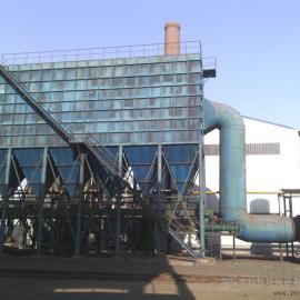 电厂WESP湿式静电除尘器