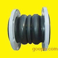 供应KST-L可曲挠丝扣式双球体橡胶接头