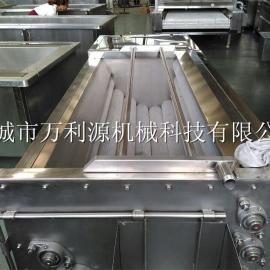 厂家直销萝卜毛辊清洗机,毛刷清洗机,马铃薯清洗去皮机