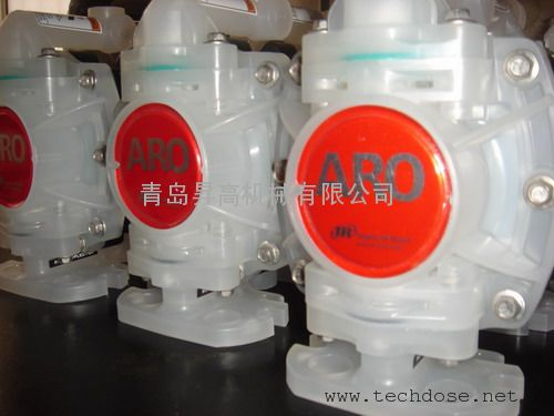 美国ARO气动隔膜泵 耐酸碱PD01P-HPS-PTT-A