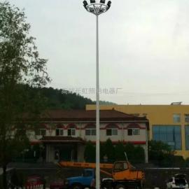 供应大庆升降式30米led高杆灯