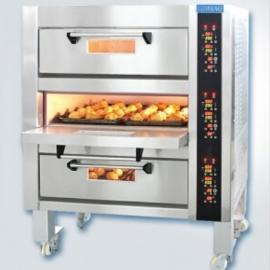新麦电烤箱SM-523 三层六盘烤箱 SINMAG烤箱