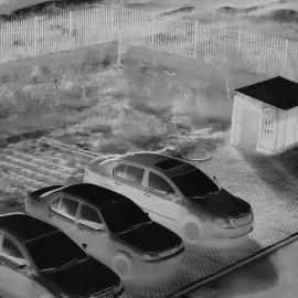 红外热成像机芯探测器热成像镜头无热化