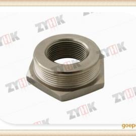 变径接头定制厂家,内外丝不锈钢转换接头,箱体转换缩径接头