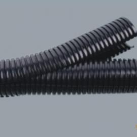 HONO双开口波纹软管,尼龙双拼管,双拼剖开型波纹管,双层开口阻