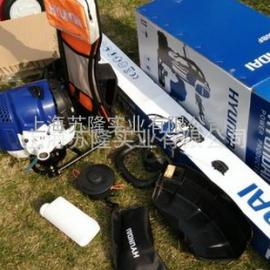 韩国现代X750BF背负式割草机 二冲程割草机 打草机