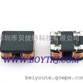 贴片共模电感BTR108005双绕阻电感 贴片功率电感