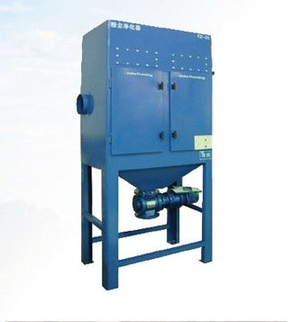 科瑞特FZ系列集中式滤筒脉冲除尘器